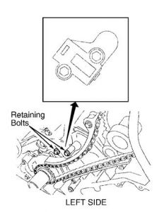 2000 Lincoln LS Timing Chain Setting Diagram: My Secondary