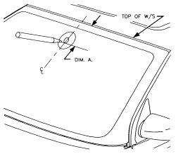 2000 Acura RL Rear View Mirror: Interior Problem 2000