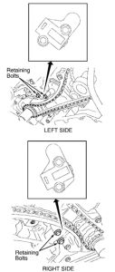 2000 Lincoln LS Need Timing Chain Diagram: None of My
