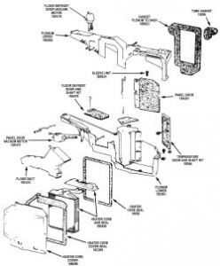 1984 Ford Bronco Heater Core: Can You Provide a Step-by