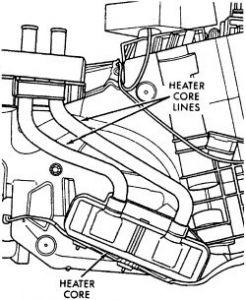 1998 Dodge Dakota Leaking Heater Core: This Past Winter I