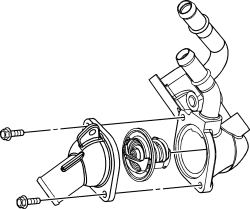 2007 Chevy Cobalt Coolant Sensor Location, 2007, Free