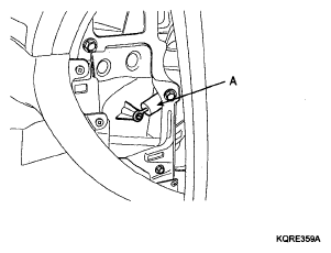 Service manual [How To Remove 1998 Hyundai Tiburon Glove