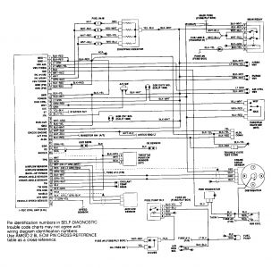 A Pic Of Fuse Box Diagram For 1998 Isuzu Trooper. Isuzu
