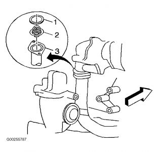 94 Nissan Crank Sensor Location Nissan ABS Sensor Location