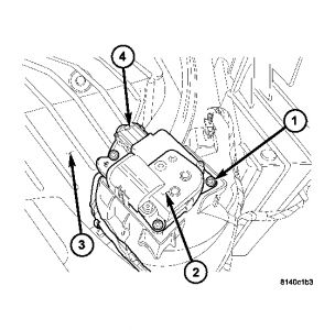 Service manual [How To Replace 1997 Dodge Dakota Blend
