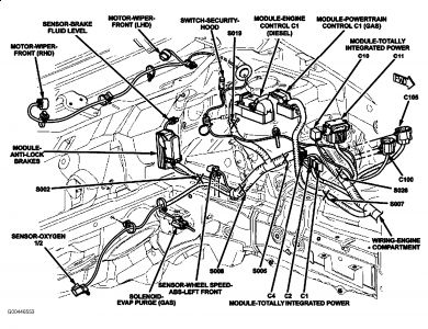 Fuse Box 2008 Dodge Caliber : 27 Wiring Diagram Images