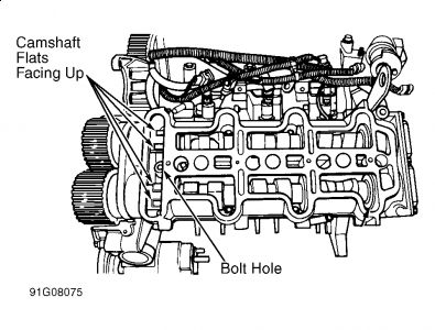 Service manual [2007 Chevrolet Monte Carlo Timing Chain
