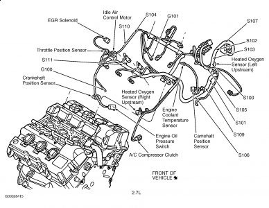 1997 Mercury Cougar Xr7 Engine Diagram. Mercury. Auto Fuse