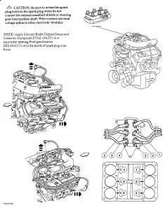 Firing Order: Six Cylinder Two Wheel Drive Automatic