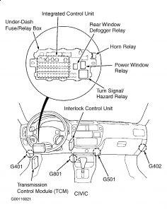 1997 Honda Civic My Signal Light Wont Blink