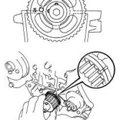 1996 Toyota Corolla Belt Diagram Arlec Sensor Light Wiring 1992 Tercel Timing Marks For Belt: Engine Mechanical ...