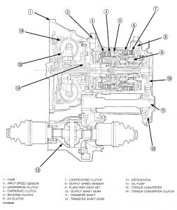 2002 Dodge Neon: I Need An Exploded View of the 2002 Neon