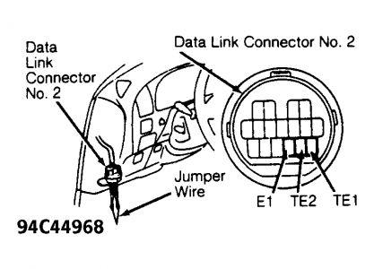 1994 Toyota Camry Engine Light: Computer Problem 1994