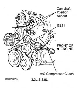 Town And Country Engine 2001. Parts. Wiring Diagram Images