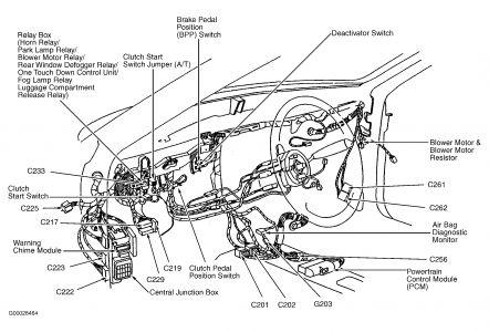 2000 Ford Escort: Computer Problem 2000 Ford Escort 4 Cyl