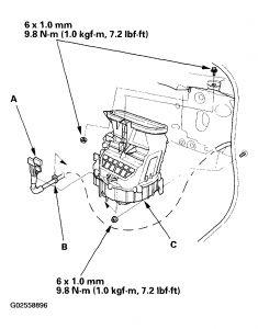 2001 Honda Accord Blower/Evaporator Fan or Motor Replacemen