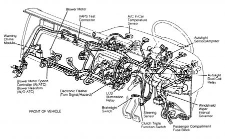 1993 Saturn Sl Fuse Box 1989 Toyota Camry Fuse Box Wiring