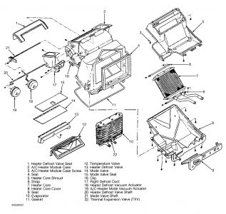 [Instruction For A 1996 Buick Skylark Heater Core