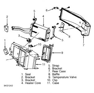 1996 Chevy S-10 Heater Core: What Do I Need to Do to