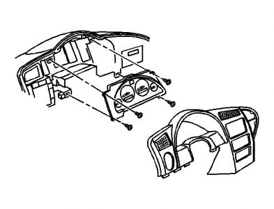 2002 Buick Rendezvous Fuse Box Diagram 2002 Buick