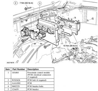 Ford Focus 2 3 Engine Diagram Ford Focus Engine