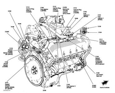 Ford Heated Pcv Valve Ford Focus PCV Valve Wiring Diagram