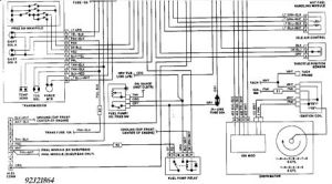 1992 GMC Sierra Fuel Pump Relay: Electrical Problem 1992