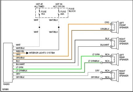 Noname on Monsoon Amp Wiring Diagram