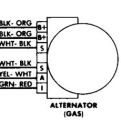Ford F 150 Alternator Wiring Diagram 2003 Honda Civic 1988 F150 Harness In Replacing The We 1 Reply