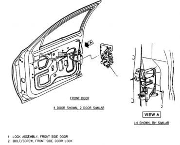 Type C Door Lock Wiring Diagram, Type, Free Engine Image