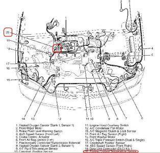 Accord V6 Timing Belt Diagram Accord V6 Cylinder Order
