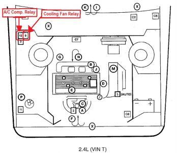 2003 pontiac grand prix engine diagram mazda b2000 wiring 1997 am air compressor cooling fan http www 2carpros com forum automotive pictures 261618 noname 2911