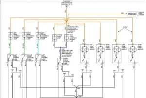 1999 Buick Park Avenue System Wiring Diagram: at the Same