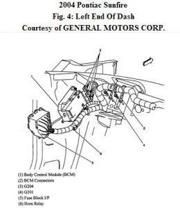 1999 Pontiac Grand Prix Power Window Wiring Diagram 2001