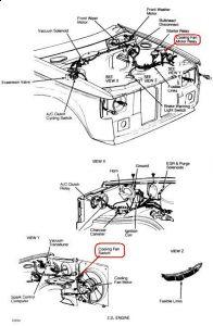 1987 Dodge Charger Radiator Fan: the Radiator Fan Will Not