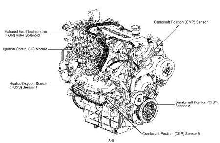 2001 Pontiac Grand Am Cam Shaft Sensor: How Do I Change