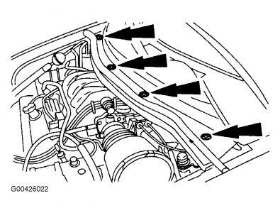 1999 Ford Windstar P0320 99 Windstar Won't Start When Hot