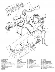 05 F250 Powerstroke Fuel System, 05, Free Engine Image For