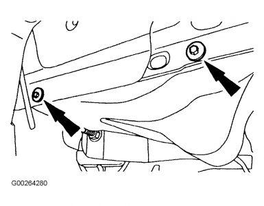 2002 Ford Taurus Altenator: How Do I Replace the Altenator