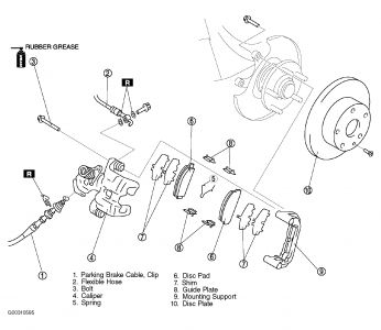 Mazda 6 Rear Suspension Diagram, Mazda, Free Engine Image