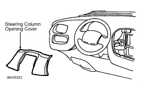 1997 Ford Explorer KEY WILL NOT TURN: Steering Problem