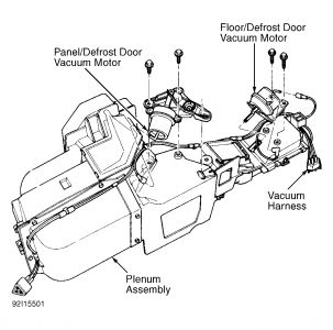1984 ford f 150 wiring diagram rj45 straight 1992 f150: how to replace heater core