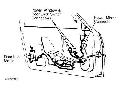 Dodge Door Lock Diagram. Dodge. Auto Parts Catalog And Diagram