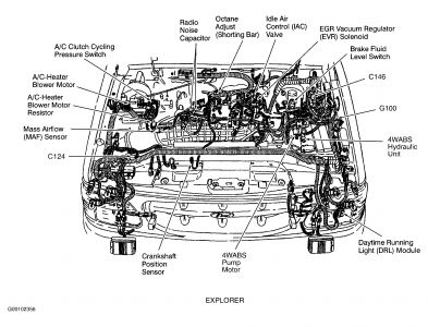 4r55e Valve Body Wiring Diagram 5R55S Valve Body Diagram