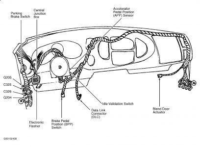 1972 Ford Mustang Ke Light Wiring Diagram. Ford. Auto