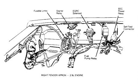 Wiring Diagram For 88 Ford Bronco. Wiring. Wiring Diagram