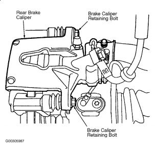Adjustment: Jaguar X Type Handbrake Adjustment