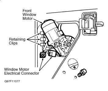 1999 Land Rover Discovery 2 Window Regulator: I Would Like