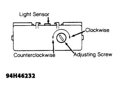 1993 Lexus LS 400 Dashboard Lights: My Dashboard Lights